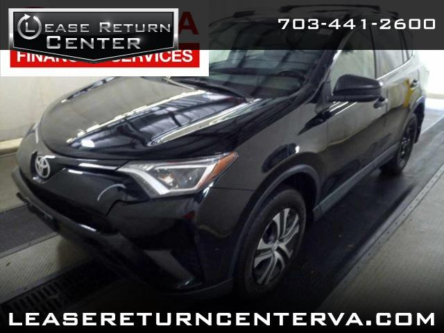 2016 Toyota RAV4 AWD With Leather Interior
