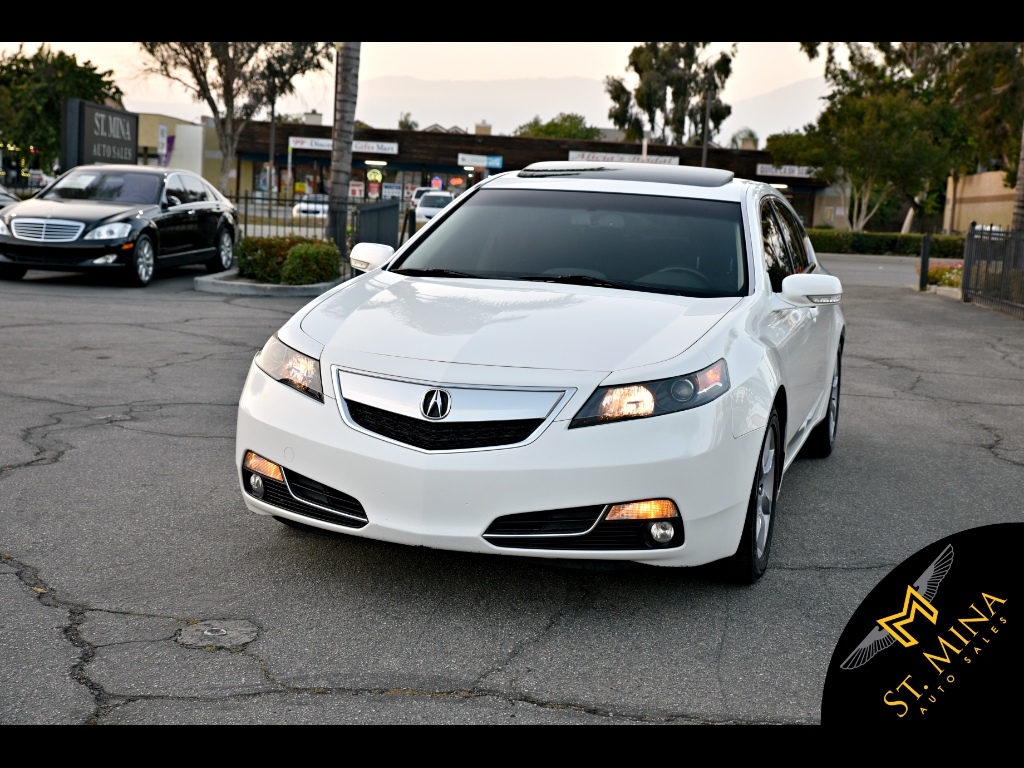 2013 Acura TL AT Tech Package