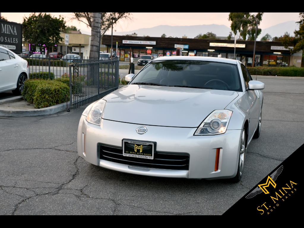 2007 Nissan 350Z Grand Touring Coupe