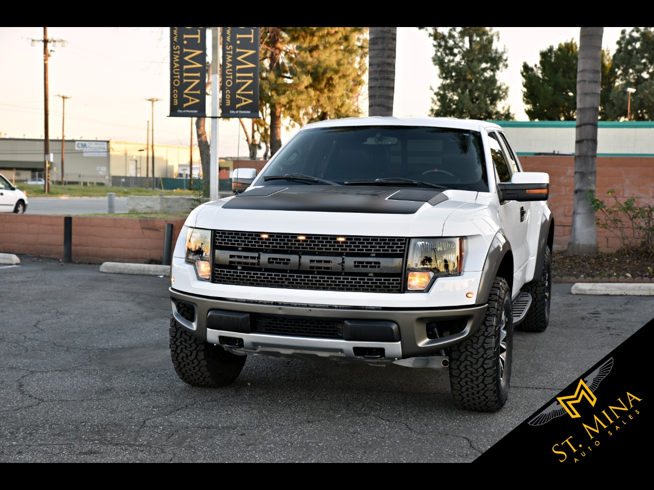 2013 Ford F-150 SVT Raptor SuperCab 5.5-ft. Bed 4WD