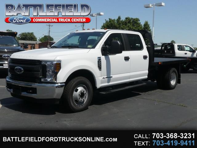 2018 Ford F-350 SD 2WD Crew Cab 179 WB 60 CA