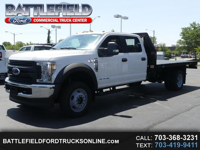 2018 Ford F-550 4WD Crew Cab