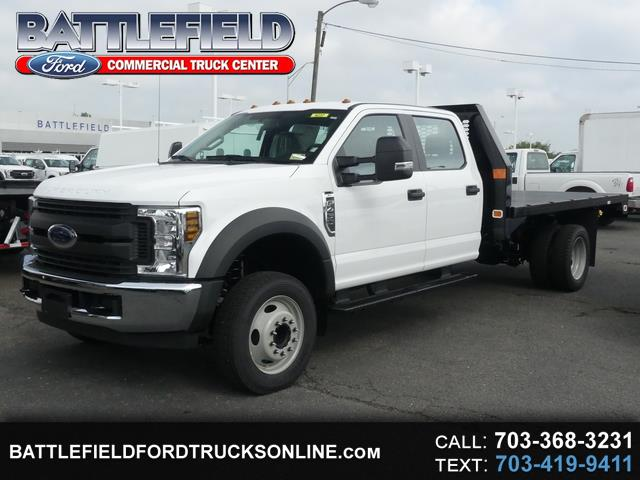 2019 Ford Super Duty F-450 DRW 2WD Crew Cab