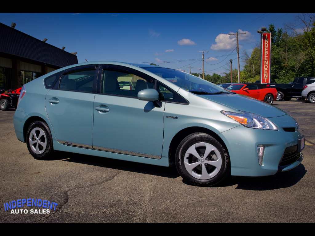 2012 Toyota Prius HB Two