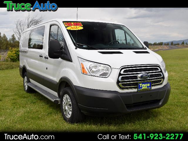 "2017 Ford Transit T-250 130"" Low Roof Sliding RH Door ONE OWNER LOW"