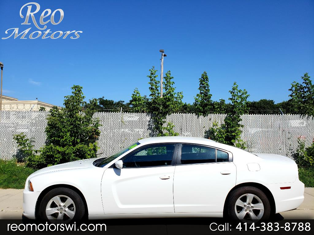 2014 Dodge Charger Automatic
