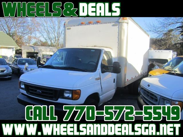 2005 Ford Econoline E-350 Super Duty