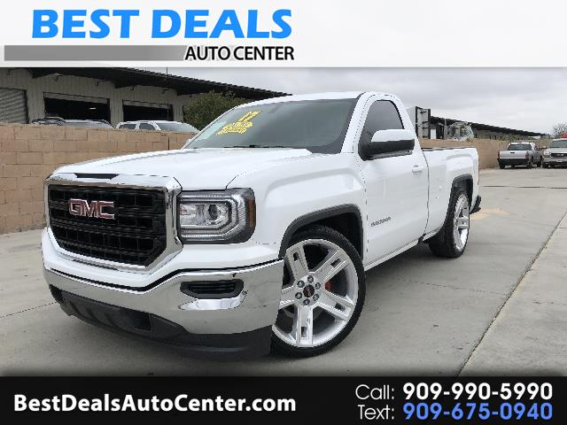 2017 GMC Sierra 1500 SLE Short Box 2WD