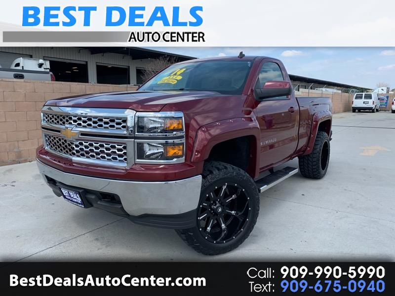 2014 Chevrolet Silverado 1500 Reg. Cab Short Bed 4WD