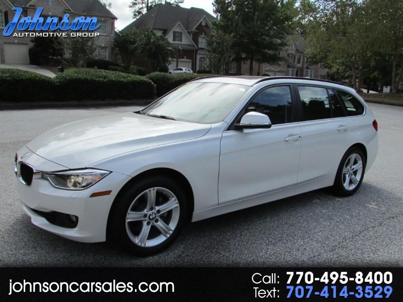 2015 BMW 3-Series Sport Wagon 328i xDrive