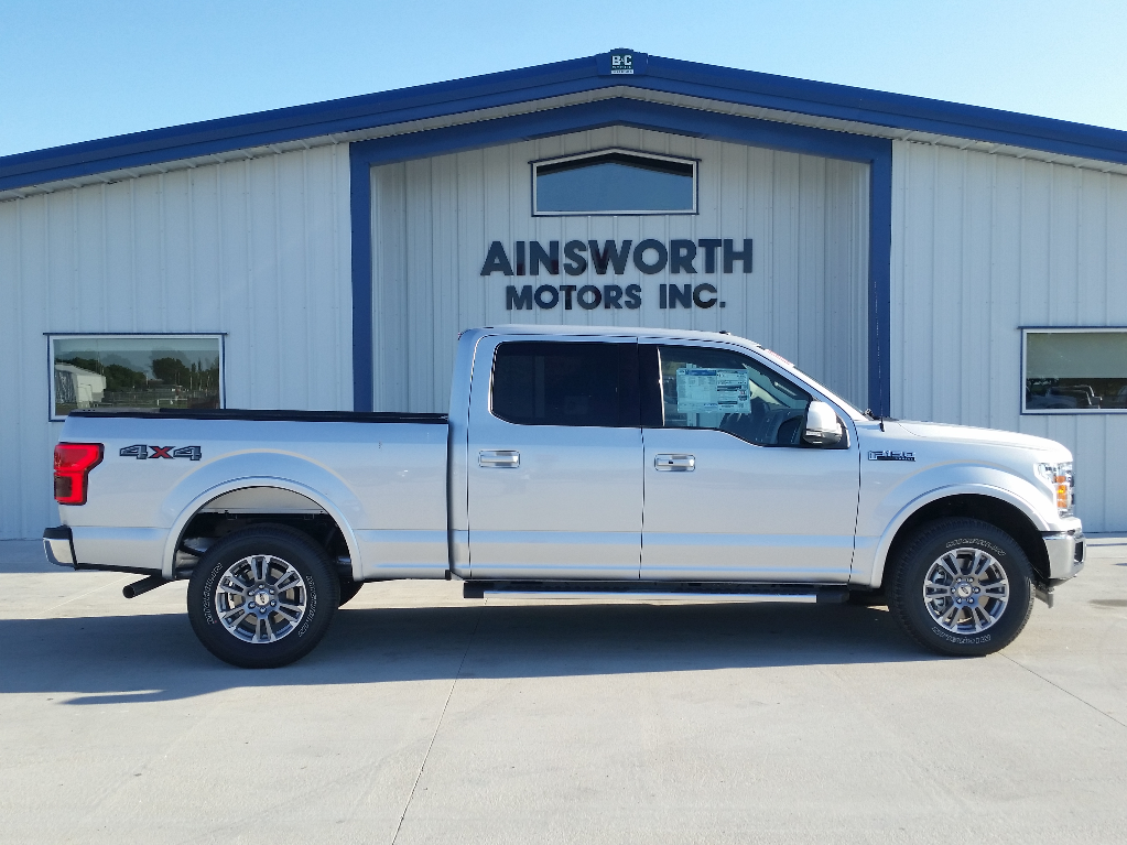 2018 Ford F-150 Lariat SuperCrew 6.5-ft. Bed 4WD