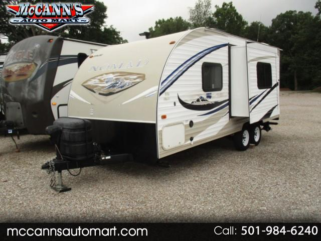 2013 Nomad Lite Limited Joey Select Series Model 204