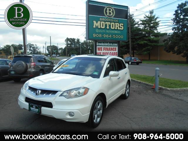 2008 Acura RDX 5-Spd AT
