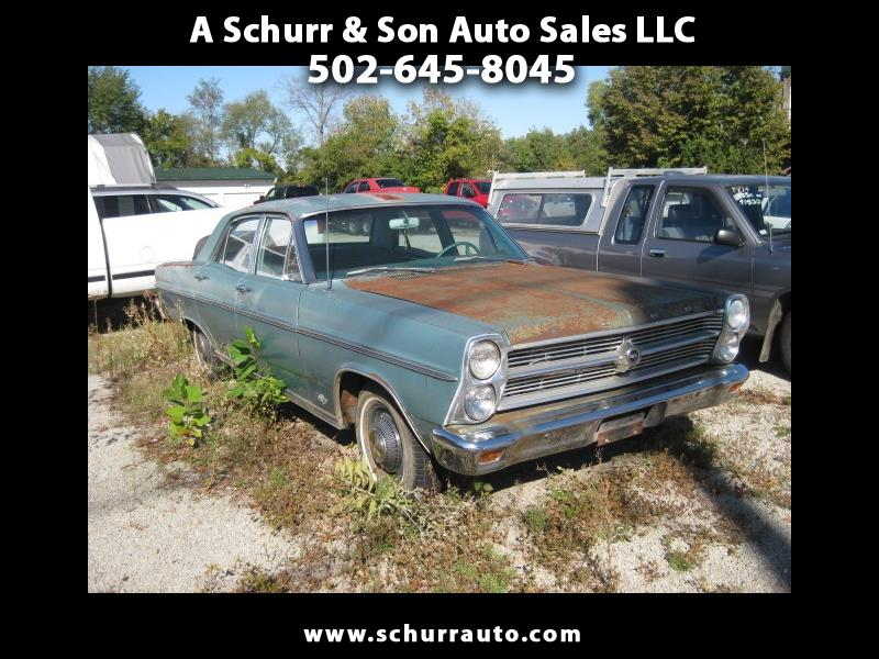 1966 Ford Fairlane 500 Base