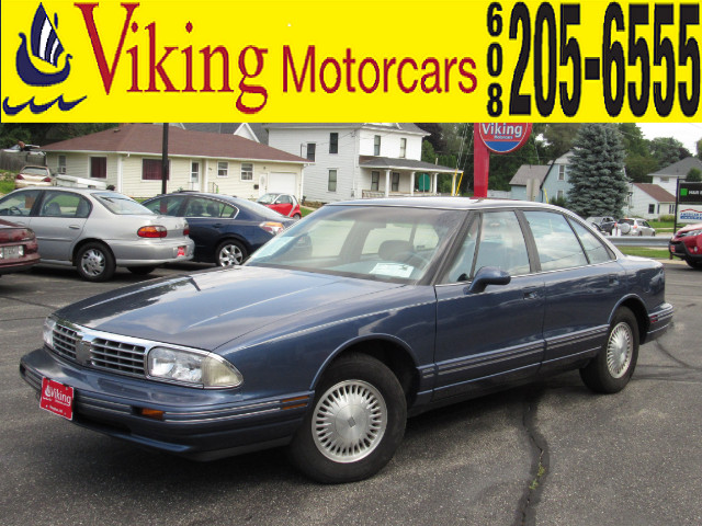 1997 Oldsmobile Regency LEATHER