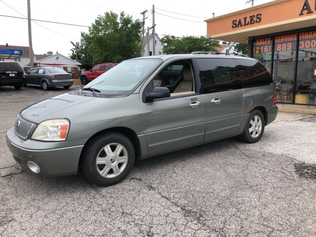 2004 Mercury Monterey 4dr Luxury