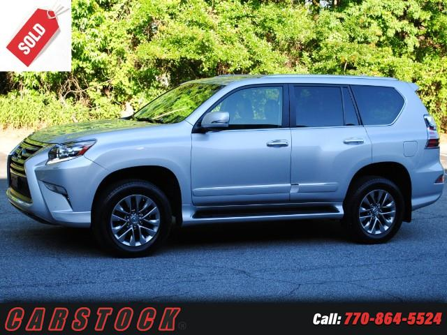 2014 Lexus GX 460 Luxury w Navigation Mark Levinson BSM
