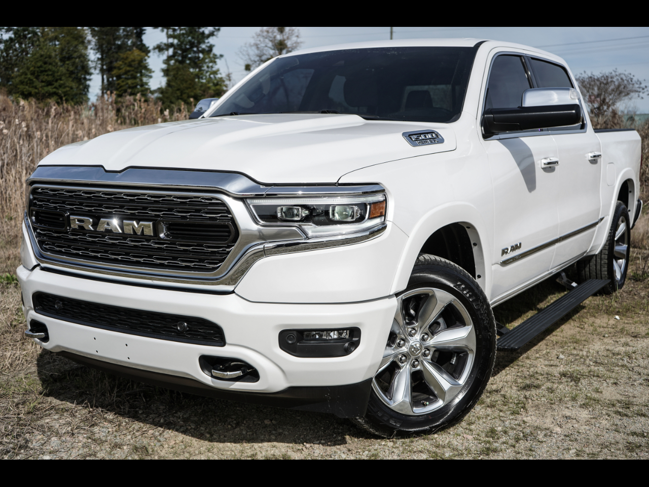 2019 RAM 1500 Limited 4x4 Crew Cab Loaded