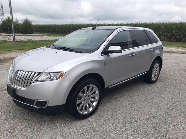 2013 Lincoln Lincoln MKX AWD