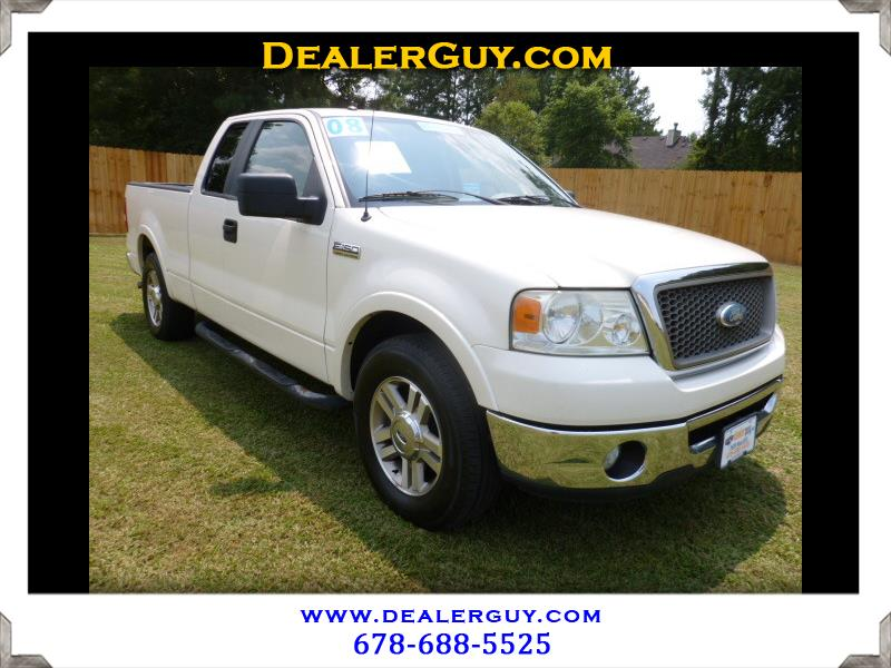 "2008 Ford F-150 2WD SuperCab 145"" Lariat"
