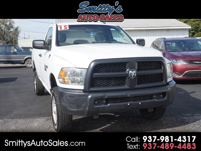 2015 RAM 2500 Tradesman Regular Cab 4WD