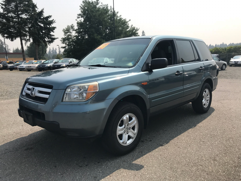 2006 Honda Pilot 4WD LX AT
