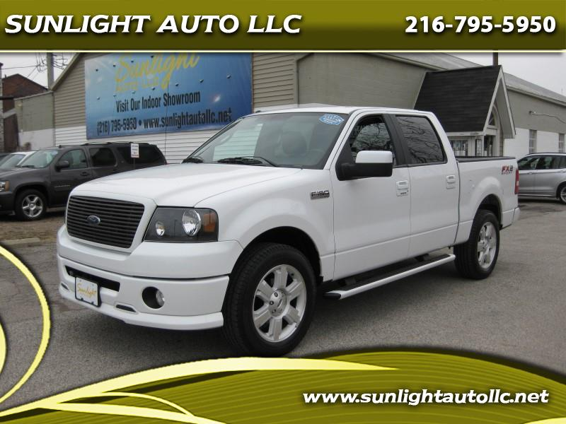 2007 Ford F-150 FX2 SPORT SuperCrew