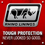 Rhino linings protection