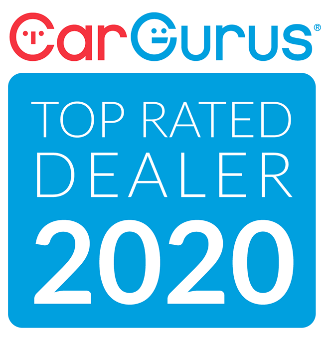 CarGurus Rop Rated Dealer 2020