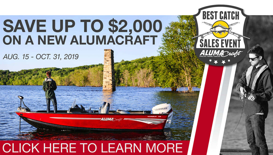 Aluma Craft Rebate Ad