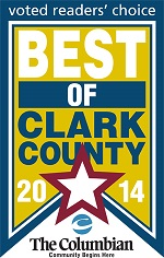 Best of Clark County Reader's Choice Award